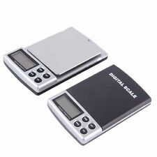 Portable Digital Pocket Weighing Balance 300g/0.01g 2000g/0.1g  500g*0.01g LBE