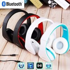 Wireless Bluetooth Foldable Headset Stereo Headphone Earphone for iPhone SamsuBE
