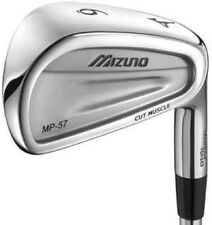 Mizuno MP-57 Gent Steel Tour Quality Irons Dynamic Gold R300 Brand New