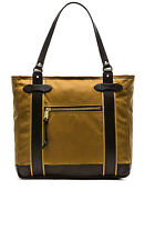 NEW WITH TAG MERIDIAN TOTE BAG FILSON MADE IN USA DARK TAN BROWN