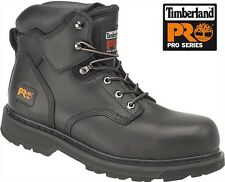 Timberland Pro 6201016 Safety Shoes Steel Toe Cap Mens Work Hiker Boots Sz 7-12