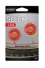 Nite Ize See 'Em LED, Red, 2-Pack