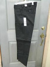 Men's George Classic Fit Flat Front Pant - Various Colors and Sizes - NWT
