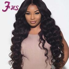 Brazilian Body Wave Full Lace Wig Unprocessed Human Hair Lace Front Wigs