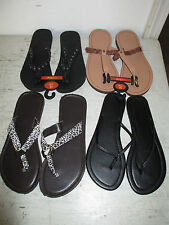 West Loop Womens Flip Flops, Foam Bottom, CHOICE Color & Size, NWOT