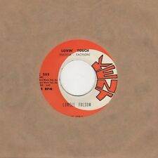 Lowell Fulsom - Lovin Touch / Price For Love - Kent - Northern Soul Crossover Mo