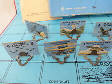 VINTAGE BOXED H P GIBSON & SONS AVIATION BOARD GAME