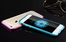 Ginmic Luxury Aluminum Ultra-thin Metal Bumper Case Cover for iPhone 6 6S Plus