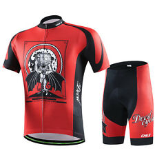 New CHEJI Leisure Cycling Jerseys Men's Outdoor Sports Short Sleeved Jersey Sets