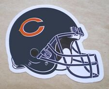 Chicago Bears NFL Decal Stickers Football Helmet Design -  Your Choice