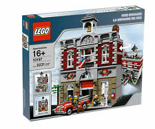 LEGO Creator Fire Brigade 10197 Discontinued by manufacturer