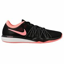 Nike Dual Fusion Training Hit Black Womens Training Trainers