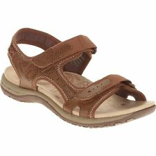 Earth Spirit US Shoes Size Womens Athletic Sandal Leather Comfort Casual Slip on
