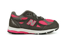 New Balance 990 Series KJ990PMI TD Toddler and Infant Pink Green Shoes