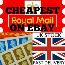 Royal Mail Letter Large Letter Postage Stamps Self Adhesive 1st Class 2nd Class
