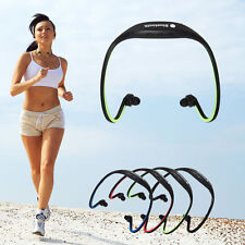 Wireless Bluetooth Headset Stereo Headphone Sport Earphone Handfree for Phone BE