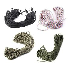 550 Paracord Parachute Cord Lanyard Mil Spec Type III 7 Strand Core100FT FLE ~~B