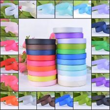 Grosgrain Ribbon Roll 22 Metre &10/15/25/38 mm For Wedding Card Gift Decoration