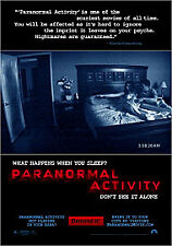 Paranormal Activity (DVD, 2010) New & Sealed