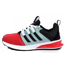 """ADIDAS """"SL LOOP RUNNER"""" size 9.5  (TOMATO/BLACK/SILVER) (D68727) -FREE SHIPPING-"""