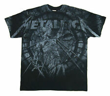 METALLICA - Stone Justice - T SHIRT S-M-L-XL-2XL Brand New - Official T Shirt