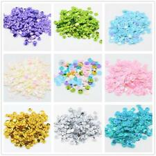 400pcs Shiny Round Cupped Cup Sequins Embellishment for Sewing Craft Cardmaking