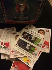 Panini Euro 2016 France Stickers - Choose From List