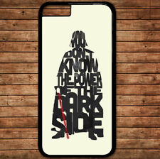 Phone Case Darth Vader Star Wars Cover Galaxy Note Samsung S56 iPhone 4 5 6 7 +