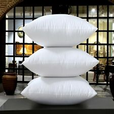 Square Euro Pillow Form Insert-ALL SIZES!!- Rectangle Pillow Forms Insert New