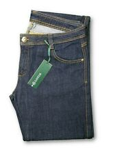 JEANS LBM39  Mens Lightly Washed Denim Lotus Roundel Originals Range NEW