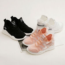 Kids Girls Boys Sport Running Shoes Runner Casual Sneakers Trainers Shoes Size