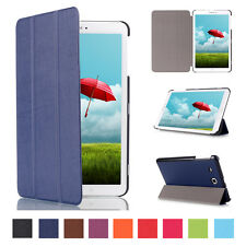 Ultra Thin Smart Folio Leather Case Cover Stand For Samsung Galaxy Tab Tablet