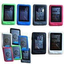Soft Silicone Skin Case Cover for Wahoo Fitness ELEMNT GPS Bicycle Computer #HAU