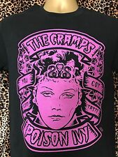 MEN'S POISON IVY THE CRAMPS T'SHIRT You Got Good Taste GARAGE PUNK PSYCHOBILLY