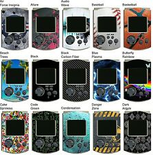 Choose Any 1 Vinyl Decal/Skin for the Sega Dreamcast VMU - Buy 1 Get 1 Free!