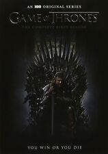 NEW Game of Thrones Season 1 The Complete First DVD Set HBO TV Show