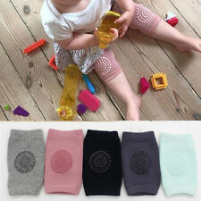 Baby Toddler Protector Elbow Cushion Crawling Knee Pad Infant Cute Kids Safety