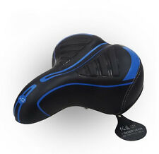 New Bike Soft Saddle Spring Seat Silicone Road Bicycle Cycling Sport Pad Cushion