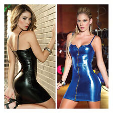 Women's Fashion Braces Collar Backless Tight Skirt Party Cocktail Sexy Dress