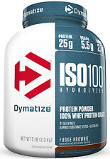 Dymatize ISO 100, Whey Isolate, Protein