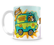 Officially Licensed Merchandise Scooby Doo- Mystery Machine Coffee Mug