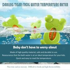 New Floating Cute Frog Baby Water Thermometer Plastic Float Kids Bath Water Toys