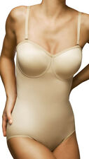 Body Wrap Convertible Strapless Molded Underwire Body Briefer Style 44003