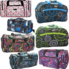 Lightweight Womens Hand Luggage Cabin Bag Travel Weekend Maternity Holdall