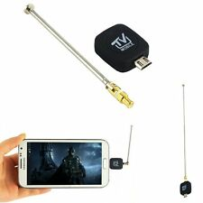 Mini Micro USB DVB-T Digital Mobile TV Tuner Receiver for Android 4.1-5.0 BR
