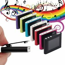 Portable 1.8 Inch LCD Screen Display 6th Generation Music Media MP4 Player BR