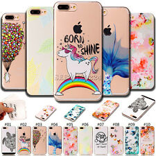 Protective Cover Silicone Soft TPU Case Embossed Fashion Skin For Apple iPhone