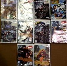 10 Different Wii Games