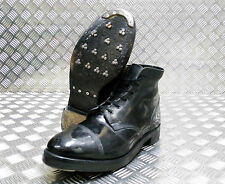 Genuine British Military Issue Leather Ammo Parade Dress Boots Grade2 All Sizes