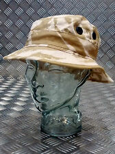 Military Style Special Forces Boonie Hat / Bush hat Short Brim Desert Camo NEW